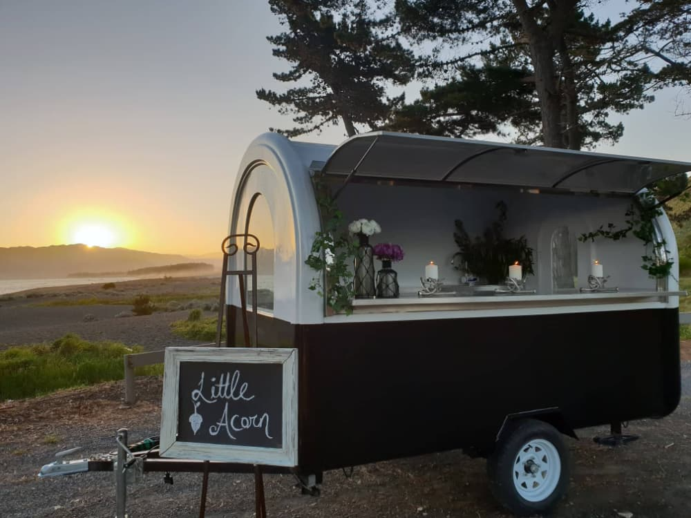 little acorn - the perfect party caravan