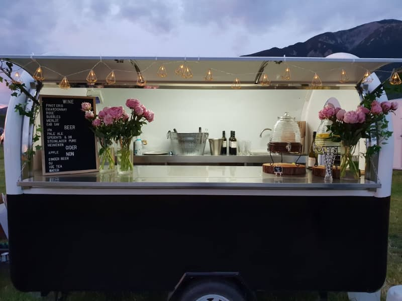 little acorn - the perfect refreshment caravan